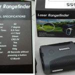 Laser Range finder teropong jarak laser 6×24