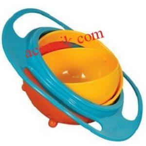 Mangkok anti tumpah gyro bowl murah