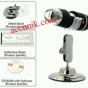 Mikroskop digital pembesaran 500x termurah. microscope serbaguna