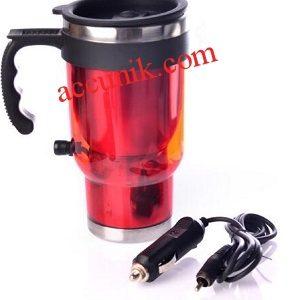 Gelas mug elektrik pemanas air untuk mobil
