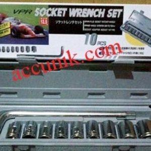 kunci socket kunci shock 10 pcs jenis besar termurah