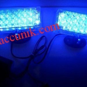 Lampu Strobo Polisi Merah biru atau Biru -Biru harga murah