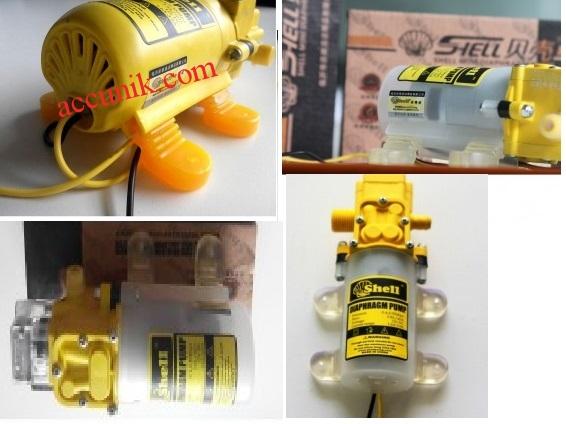 Jual pompa air High Pressure Car Washing Booster Machine ...