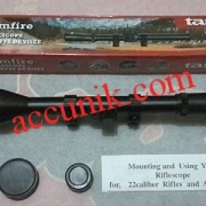 Murah rifle scope tasco 4×28  teleskope senapan angin Tanpa lampu