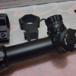 Telescope senapan angin spike 3-12×40 tactical murah