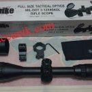Telescope senapan angin spike 3-12×40 tactical murah