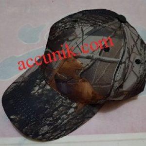 Jual topi camo motif standar abu-abu topi berburu dan outdoor
