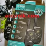 Radio Handy talkie walky talkie Uniden GMR 2201