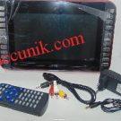 DVD Player 9.8″ fitur lengkap TV/USB Dll Murah dan terjangkau