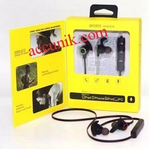 Headset Bluetooth Sport AMW 810