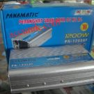 Power Inverter mobil 1.200watt HKM  inverter 12 DC ke 220 AC khusus untuk aki 12volt
