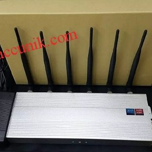 Harga jual Jammer sinyal / penghilang signal 6 antena paling Lengkap barang langka