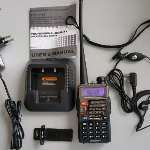 jual Radio HT walkie talkie dual band BAOFENG UV-5RE PLUS