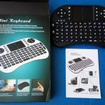 Mini keyboard wireless 3 in 1 android dll serba guna