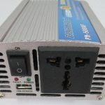 Power Inverter mobil 500watt HKM (inverter 12 DC ke 220AC)