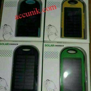 Termurah power bank solar panel 99000 mah type 2 SL
