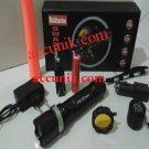 jual Senter police Senter LED senter tembus kabut swat lensa kuning standar 99.000w