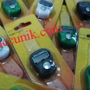 Tasbih alat hitung / counter elektronik