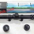 Jual Murah Telescope senapan bushnell 4×20 fix pembesaran 4x