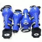 Dekker motor touring murah decker Axo Pelindung Lutut Dan Siku Set