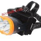 Lampu Senter Kepala LED headlamp charger Aneka warna