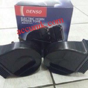 Klakson mobil motor Denso Horn Dz02Wm