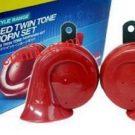 klakson hella 2 tone merah untuk mobil
