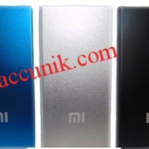 Power Bank Xiaomi Stainless 100.000 Mah Baterai Polymer