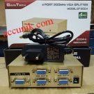 VGA Splitter sharing pembagi output 4 port 4 On