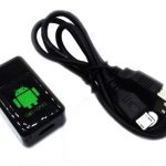 Alat GPS Tracker GF-08 video alat pelacak dan penyadap portable