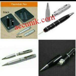 Laser pointer Pena 16 giga Flashdisk termurah