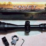Telescope senapan Comet 3-9×40 AOE (RGB) teropong senapan angin