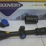 Teropong sniper riflescope senapan Discovery VT1 4-14×44