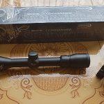Telescope teropong sniper senapan 2.5x10x42 Redemption