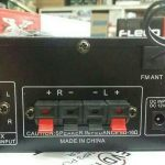 Power Amplifier FLECO AK-805BT Bluetooth Stereo bisa untuk mobil