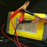 Jual charger aki 2 Amper 12 Volt auto cut Kuning