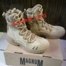 jual Sepatu import boot outdoor Magnum spider hitam dan tan coklat 8 inci murah