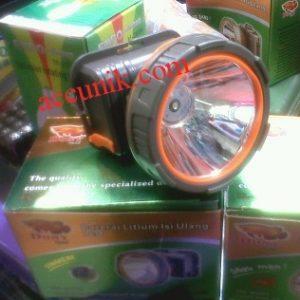 Jual Senter dony 195 dimmer 10 watt fokus senter kepala