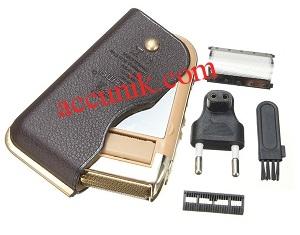 jual kemei shaver pemotong kumis rambut portabel Q5700 khusus Pria murah
