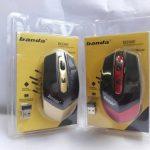 jual murah tanpa kabel mouse wireless banda BD340