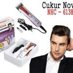 Cukuran Potong rambut nova 6138 charger + batre