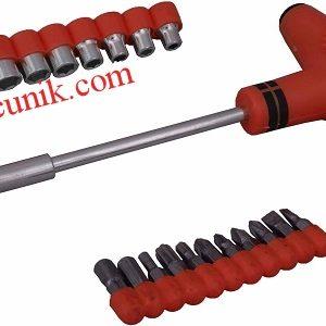 Termurah Jual paket obeng 1079 multi tools