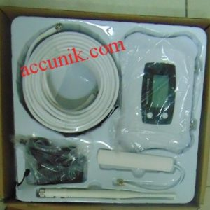 Jual Digital smart repeater 4G 1800 antena penguat sinyal modern