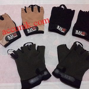 jual sarung tangan 511 glove half finger setengah jari