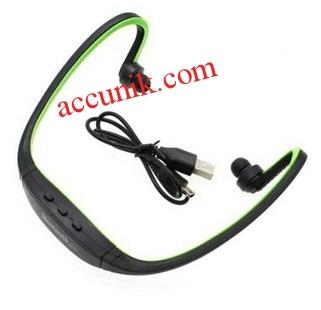 Jual Headset bluetooth sport Bs19 Non microsd headphone murah