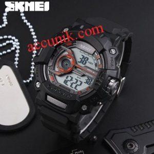 jam tangan sport skmei 1233 tahan waterprof original