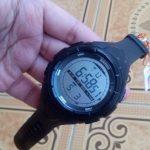 Jam tangan Sport original skmei DG1025 hitam tahan air