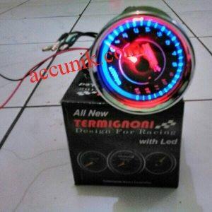 Jual Tachometer RPM termignoni Jarum analog murah meriah keren