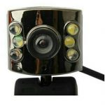 kamera komputer webcam 6 led web camera termurah