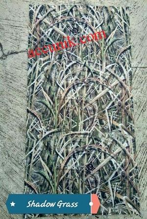 Jual Kain buf Bandana masker kamuflase Camo shadow grass accunik